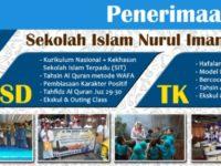 pendaftaran tk islam nurul iman